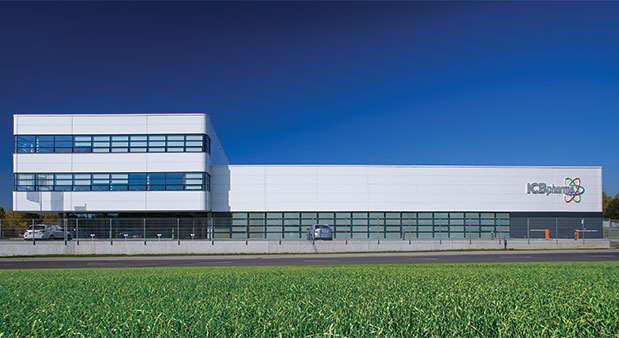 ICB Pharma - siedziba