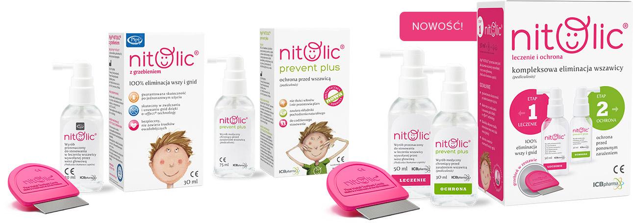 Produkty Nitolic